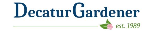 The Decatur Gardener